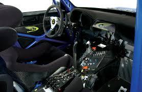 subaru car interior 360 view of a rally car