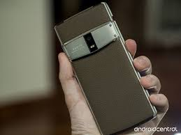 vertu phone 2016 vertu constellation review the billionaire u0027s phone android central