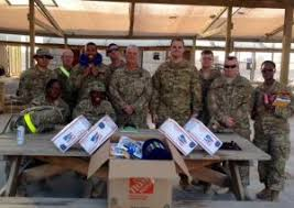 forgotten soldiers outreach non profit shipping to