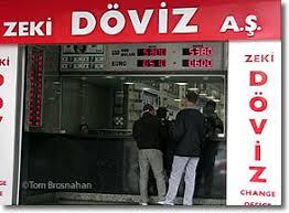 bureau de changes lira currency exchange in turkey