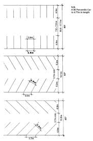car parking dimensions ponsonby project pinterest cars