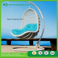 china 2017 indoor bamboo swing chair cane swing hammock hanging
