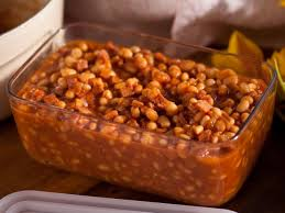 baked beans lightened up food network healthy eats recipes