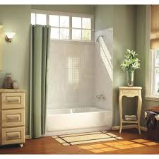 Enameled Steel Bathtubs Briggs Porcelain Enameled Steel Bathtub 2504 130 Do It Best