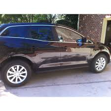 mazda suv names mazda cx7 2007 2010 painted body side moldings spoiler and wing king