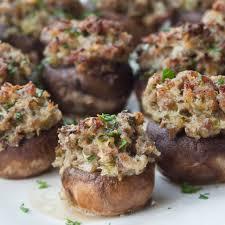 sausage stuffed mushrooms recipes barefoot contessa