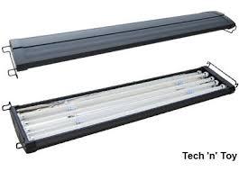 t5 aquarium light fixture amazon com odyssea 36 t5 ho quad aquarium light fluorescent hood