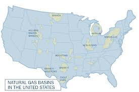 Gas Prices By State Map by Michael Mcelroy And Xi Lu On Natural Gas Fracking And U S