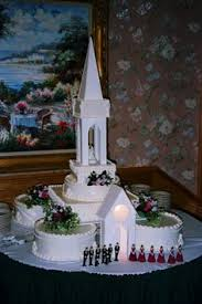 wedding cake kit cathedral cake kit wilton cakes wedding cake