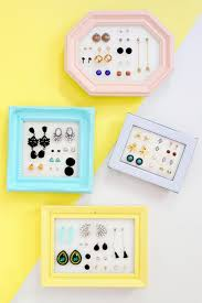 store stud earrings best 25 stud earring storage ideas on stud earring