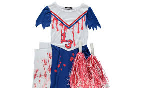 Football Player Halloween Costume Kids Petition Immediately Withdraw Bloodstained American Teen