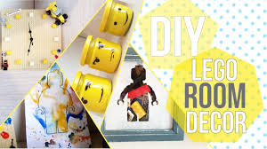 diy lego room decorations youtube