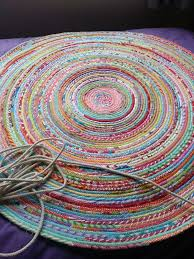 How To Make A Rug Out Of Fabric Best 25 Fabric Strips Ideas On Pinterest Monks Cloth Sofa