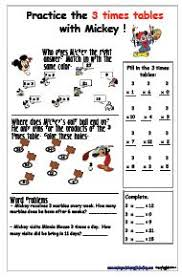 3 times table worksheet 20 inspirational times table worksheets ks1 printable images