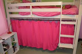 diy girls loft bed come together kids the 5 minute no sew bottom bunk fort