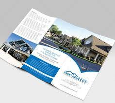 fold brochure template 24 best best tri fold brochure design templates images on