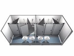 Public Bathroom Dimensions Prefab Outdoor Toilet Mobile Toilet Public Bathroom Container For