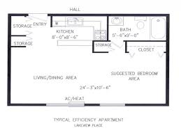 Micro Floor Plans by Amazing Efficiency Apartment Floor Plans Pictures Design Ideas