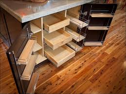 kitchen slide out tray pull out cabinet organizer for pots and