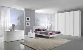 light grey and white paint in bedroom home combo