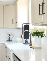 what color quartz with white cabinets an honest review of our white quartz countertops