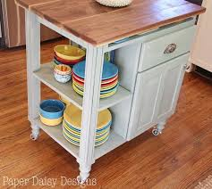 build kitchen island table diy kitchen island cart with plans hometalk