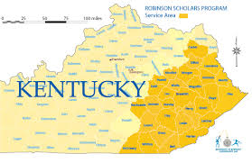 kentucky map harlan about the robinson scholars generation