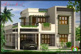 house plan with garage below