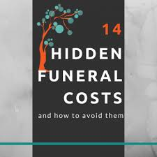 funeral costs how much does a funeral cost senioradvisor