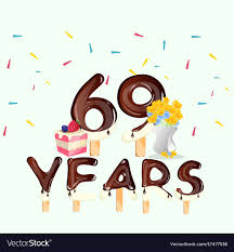 69th birthday card 69th years happy birthday card royalty free vector image