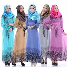 muslim abaya leisure and dress muslim long dresss arab women robe