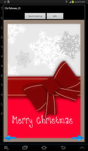 How To Make A Christmas Card Online - greeting card maker android apps on google play