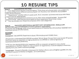 tips class online mybskool live class why analysis of a resume is important