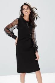 black dress uk womens work dresses smart formal dresses next uk