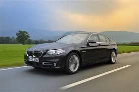 parkers bmw 5 series bmw 5 series saloon 520d 190bhp luxury 4d auto road test