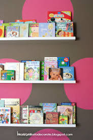 the girls u0027 room progress 1 4 toddler bookshelf wall because i