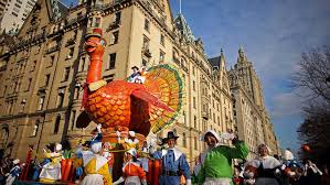 a brief history of the macy s thanksgiving day parade news 24 hours