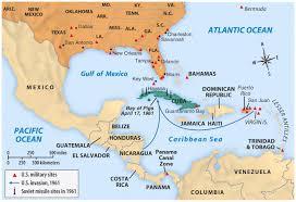 Map Cuba Landkarte Von Kuba Schweinebucht Bay Of Pigs Die Kuba Karte