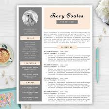 9 best monogram resume templates images on pinterest monogram