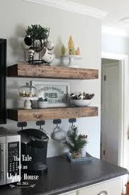 Floating Shelves Kitchen by Louise Johnston Design Kitchen Crashers Episode 509 Louise
