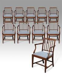 Antique Regency Dining Chairs Set Of 6 Antique Regency Dining Chairs Via Thakeham Furniture