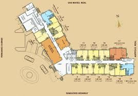 floor plan tropicana garden city