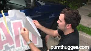 how to paint your car vinyl graphics part 2 youtube