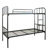 Simple Design Cheap Steel Bunk Beds For The Workers  Used Metal - Used metal bunk beds