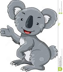funny koala cartoon stock illustration image of isolated 27220658