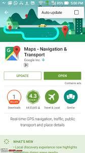 Google Maps Navigation Solution