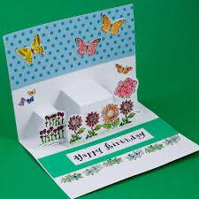 step pop up cards greeting card ideas aunt annie u0027s crafts