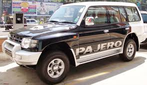 mitsubishi black cars mighty black paj it u0027s my new ride mitsubishi pajero team bhp