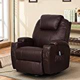 amazon com leather chairs living room furniture home u0026 kitchen