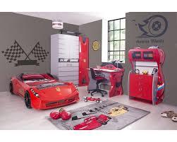 Boys Bedroom Sets Red Car Bedroom Set Boys Bedroom Set